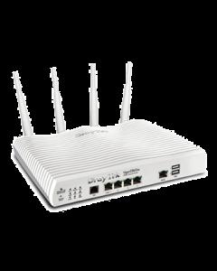 Draytek Vigor 2862ac Dual WAN VDSL 802.11ac Router (32 VPN Instead of 50 on 2926ac )